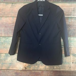 Boys Sz 8 Cherokee Navy Blue Blazer Coat